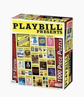 Playbill Broadway Cover 1000 Piece Jigsaw Puzzle Endless Games