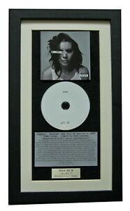 PVRIS Use Me CLASSIC CD Album GALLERY QUALITY FRAMED+EXPRESS GLOBAL SHIP