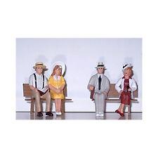 LGB 51406 - amerikanische Figuren sitzend