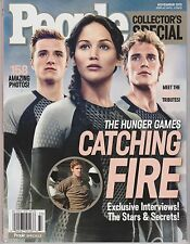 """PEOPLE COLLECTOR'S SPECIAL November 2013, The Hunger Games """"CATCHING FIRE"""""""