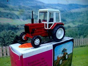 1/43 USSR Tantal Mtz 82 Biélorussie Tracteur