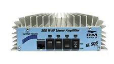 Amplificador RM KL 506 60 300W KL506 Radio CB Ham