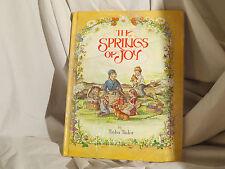 The Springs of Joy by Tasha Tudor (1979, Hardcover)