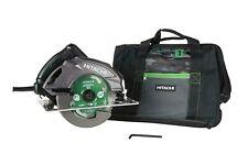 Hitachi RIPMAX Pro Circular Saw C7UR 7-1/4 in.15-Amp w/Aluminum Shoe & Soft Case