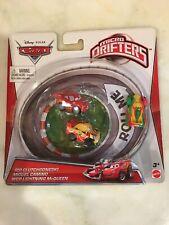 Rip Clutchgoneski Miguel Camino Micro Drifters Disney Pixar Cars 2 Mattel NIP!