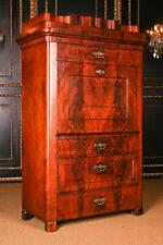 Alter Antiker Originaler Biedermeier Sekretär um 1830*