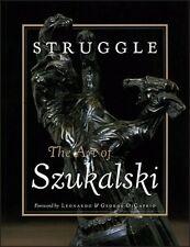 Struggle Art Of Szukalski - DiCaprio - Brand New - Sculpture
