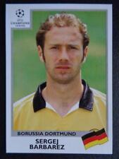 Panini Champions League 1999-2000 - Sergej Barbarez (Borussia Dortmund) #65