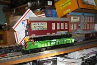 MTH O scale EMD SD60 Diesel engine Burlingtion Northern W/proto #20-2116-1 NIB