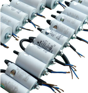20uf Wired Capacitor CBB60