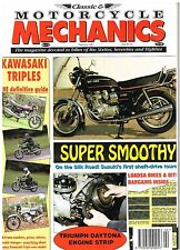 C&MCM 112 Feb 1997 GS850 Kawasaki Triples S1 S2 S3 H1 H2 Honda 305 C77 ST70