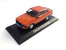 DACIA 1410 SPORT - 1:43 DIECAST MODELL AUTO CAR USSR BA26