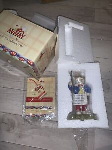 Brand New In Box Rupert By Royal Doulton Looking Like Robin Hood Limited Edition