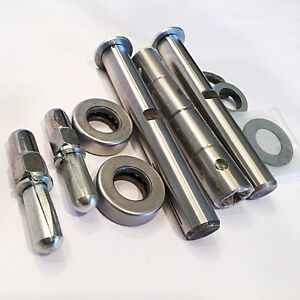 New - 1937-41 Ford Spindle King Pin Kit - Hot Rod, Classic Truck, Custom