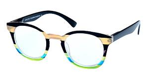 Womens Mens  Round Designer Reading Glasses +1.25 +1.50 +2.00 +2.50 +3.00 +3.50