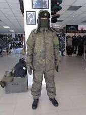 "Russian Army Ratnik VKBO Winter suit in Digital Flora camo. Size 52/6(L/6,2"")"
