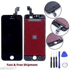 Black iPhone SE LCD Digitizer Display Replacement Touch Screen Glass + Tools
