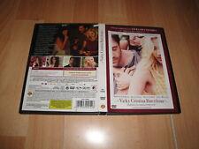 VICKY CRISTINA BARCELONA PELICULA DVD + SOUNDTRACK DEL DIRECTOR WOODY ALLEN