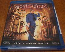 NIGHT AT THE MUSEUM Blu-ray Movie VIDEO NEW Ben Stiller
