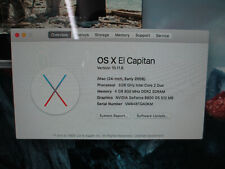 """Apple iMac 24"""" A1225 2008 NVIDIA GeForce 8800 GS 512MB Graphics Video Card"""