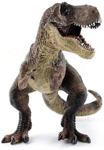 Dinosaur Toy Tyrannosaurus Rex, Realistic Large Jurassic World T-Rex Figure
