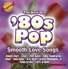 VARIOUS ARTISTS - 80'S POP: THE BEST OF SMOOTH LOVE SONGS NEW CD