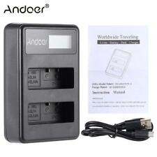 EN-EL14A Rechargeable Li-ion Battery Charger USB for Nikon D3100 D3200 D3300