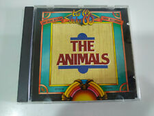 The Animals Eric Burdon greatest Hits promo 15 tracks CD - 2T