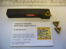 """CERATIZIT"" Turning Tool Holder No: STGCL 1616 H16 + inserts (2838)"