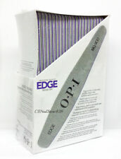 Professional opi Files - EDGE Silver 180/400 Cushioned Board - 48 counts