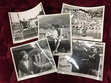 Tender Is The Night Film 1962 Original Movie Photos Stills 8x10 Lot Of 5