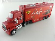 Disney Pixar Car Mack No.8 Dale Earnhard Jr Truck Diecast Toy Car 1:55 Loose New