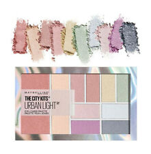 MAYBELLINE The City Kits Eye + Cheek Palette - Urban Light (3 Pack)