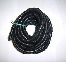"3/8"" Split Wire Loom Conduit 20 Ft. Polyethylene Tubing"