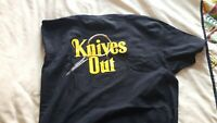 Knives Out (Eat Sh*t Promo t-shirt - EXTREMELY RARE)
