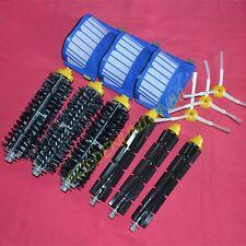 Bristle Beater Brush side brush filter for iRobot Roomba Aerovac 600 series