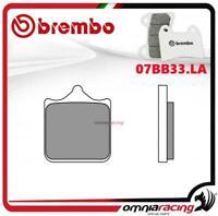 Brembo LA Pastiglie freno sinterizzate anteriori Bimota DB12 / DB9 brivido 2012>