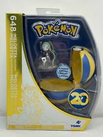 Pokemon 20th Anniversary Meloetta 648 Limited Edition Tomy Pokeball Figure Set