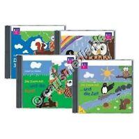 CD-Set: DIE DREI VOM AST - Box 1 (4 CDs - Folge 1 - 4) Hörspiel *NEU* °CM°