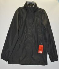 The North Face Men's Resolve Parka Jacket Raincoat Waterproof Grey M NWT