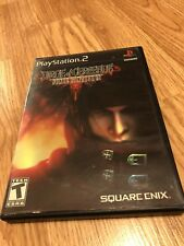 Dirge of Cerberus: Final Fantasy VII (Sony PlayStation 2, 2006) PS2 BA4