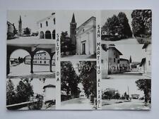 Saluti da SAN MARTINO AL TAGLIAMENTO Pordenone vedutine vecchia cartolina