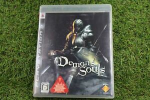 Used Game PS3 Demon's Souls Playstation 3 Japan Import Demons