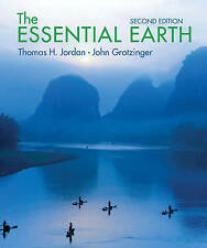The Essential Earth by Grotzinger, John,Jordan, Thomas H., NEW Book, FREE & FAST