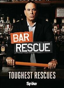 BAR RESCUE: TOUGHEST RESCUES NEW DVD