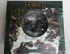 The Hobbit: The Desolation Of Smaug 'Barrel Riders Statue' Blu-Ray / 3D NEW