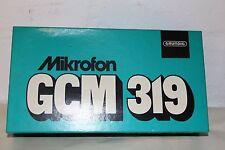 Mikrofon Grundig GCM 319 Rar Vintage neuwertig Top