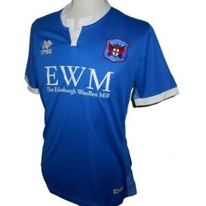 Carlisle United Home football shirt 2017-2018 Soccer Jersey Home Size Large