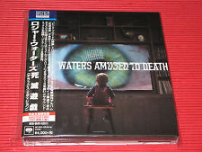 2015 ROGER WATERS Amused To Death Deluxe JAPAN BSCD2 Blu-spec CD 2 + Blu-ray