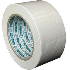 0,12 €/m blanca luz GAFFA-Cinta adhesiva Cinta tanques banda de tejido blanco musikato 0030005327